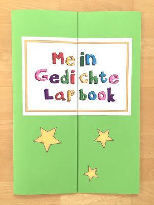 Gedichte-Lapbook | materialwiese