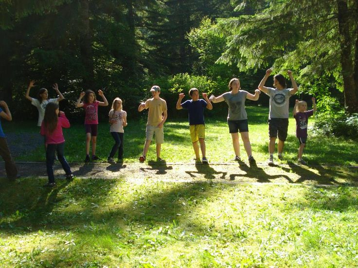 The Conservation College Ran Its First Overnight Youth Camps In Spring And Summer Of We Now Offer A Host For Kids Adults Family