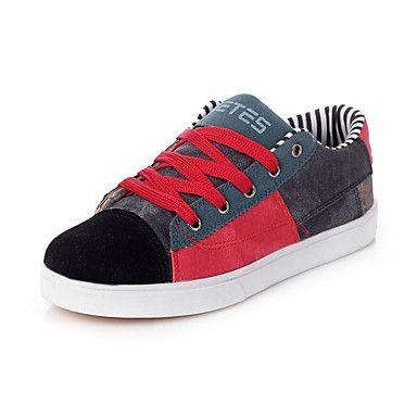 tacco piatto scarpe da tennis delle donne di modo di comfort con scarpe stringate (più colori) – EUR € 22.72