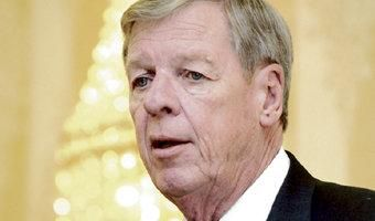 Senator Johnny Isakson (R - Georgia) claims the stolen I.R.S. taxpayer information is more personally identifying and more dangerous to an individual than the information obtained by the N.S.A.