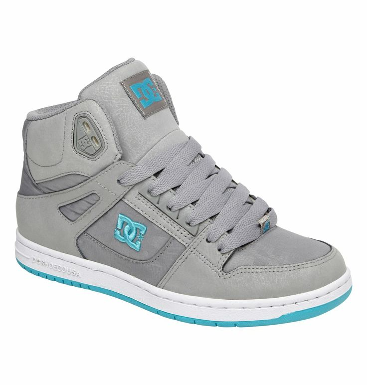 dcshoes Rebound Hi 302164 - DC Shoes