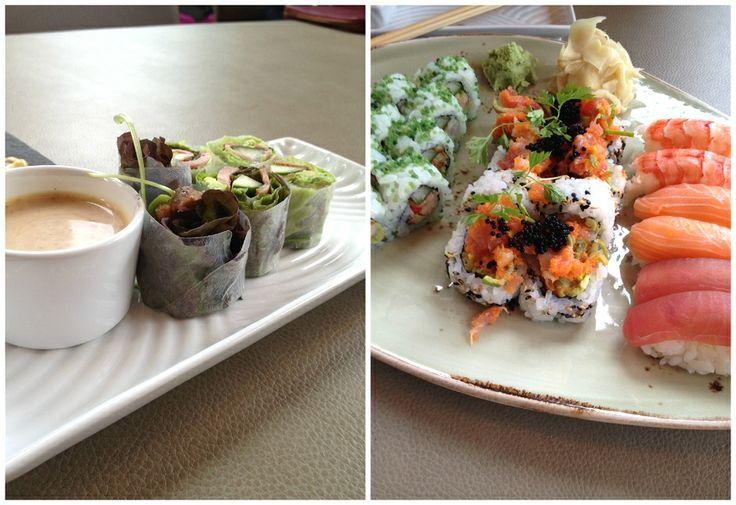 Sticks'n'sushi Valby - sushi by blogliebling.dk