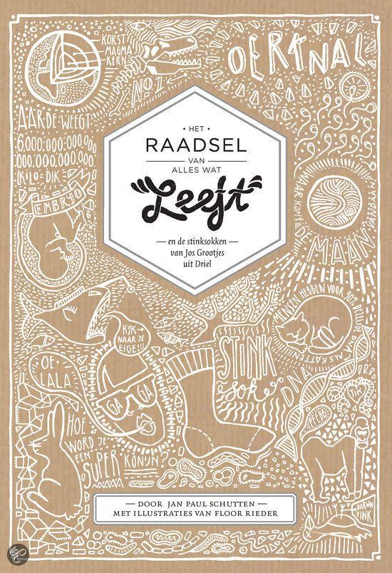 Het raadsel van alles wat leeft: het interessantste boek in tijden, voor kinderen van ongeveer 7 to 12 jaar!
