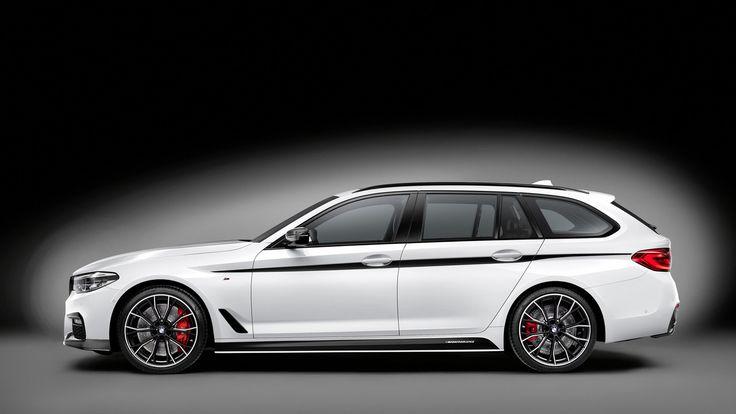 Автофория: BMW 5 серии Touring с M Performance Pack