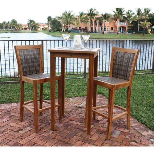 HR PJO 2001 TKW Panama Jack Leeward Islands Teakwood Patio Furniture By  Hospitality