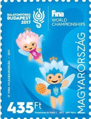 Hungary - 2017 World Aquatics Championship (Pre-Order) (MNH)