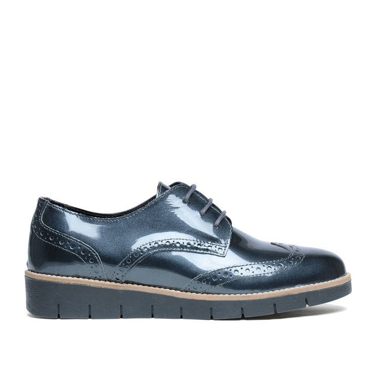 Brogue veterschoenen