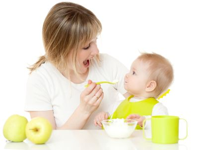Baby Food Recipes 7 month old #cereal #veggies #fruit