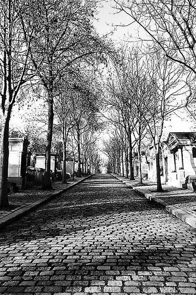 Cimetière du Père-Lachaise - Paris 20e