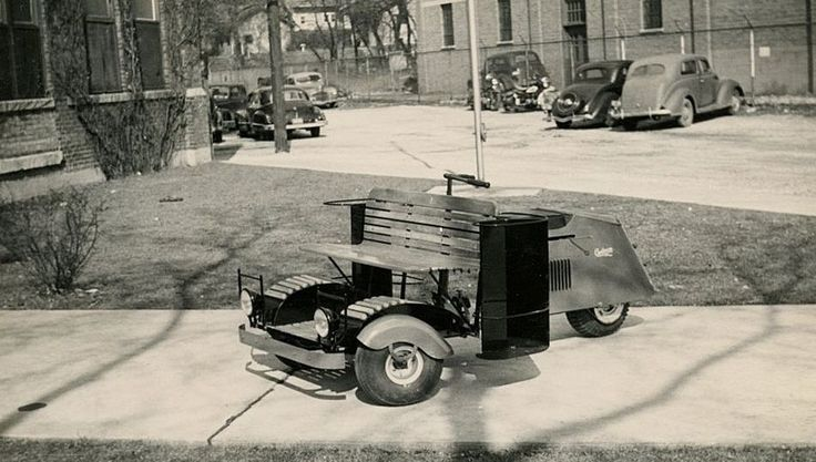 Vintage Cushman Scooters 53