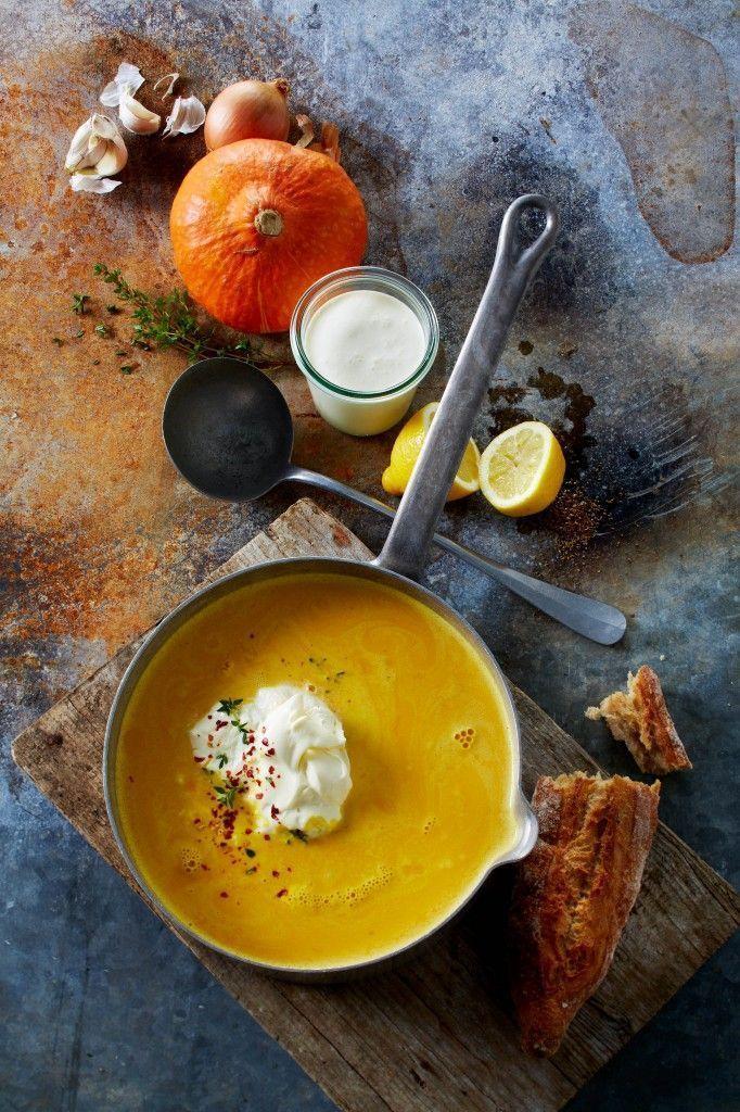 Hokkaidosuppe / kabocha squash soup