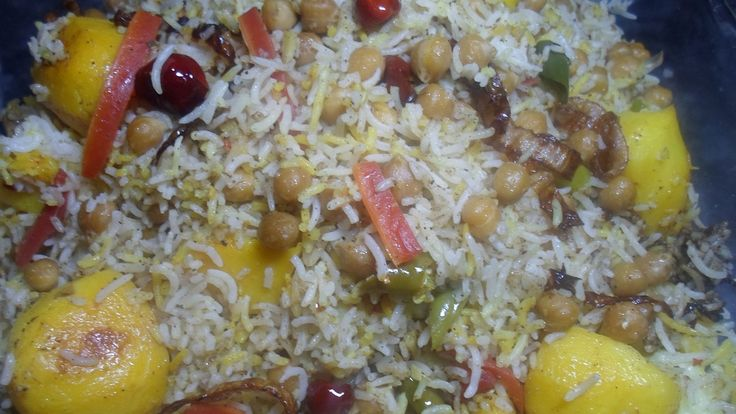 Nice How To Make Chana Biryani At Home/Chickpea Rice Recipe #image #food #cook #kitchen Check more at https://epicchickenrecipes.com/chicken-and-rice-recipe/how-to-make-chana-biryani-at-homechickpea-rice-recipe-image-food-cook-kitchen/