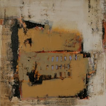 Sharon Booma: Abstract, Oil