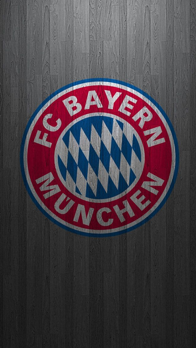 Image for Bayern Munich FC Logo 2015 HD iPhone 6 Wallpaper