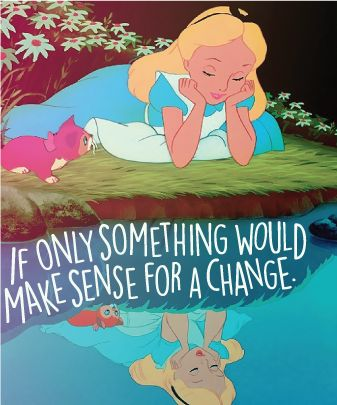 Wonderland Wisdom: 8 Lessons from Alice #aliceinwonderland #disneyalice