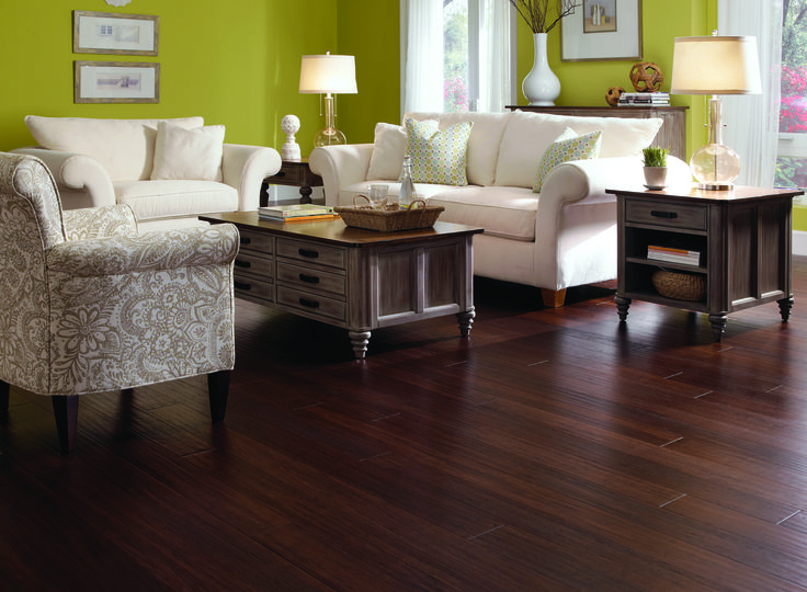 17 best images about floors on pinterest virginia dark for How to install nail down bamboo flooring