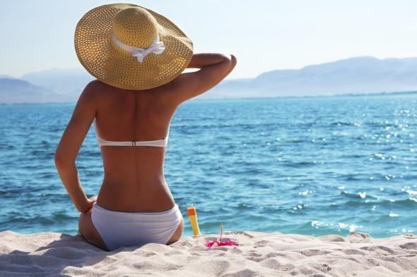 Natürliche SOS-Tricks gegen Sonnenbrand