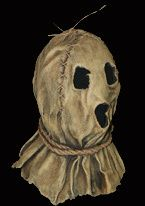 From the CBS Television Cult Classic, comes Bubba the Scarecrow! This was the first monster Scarecrow movie ever made and is remembered fondly by fans of the genre. Now, you are able to get a full over-the-head mask of this legendary character!