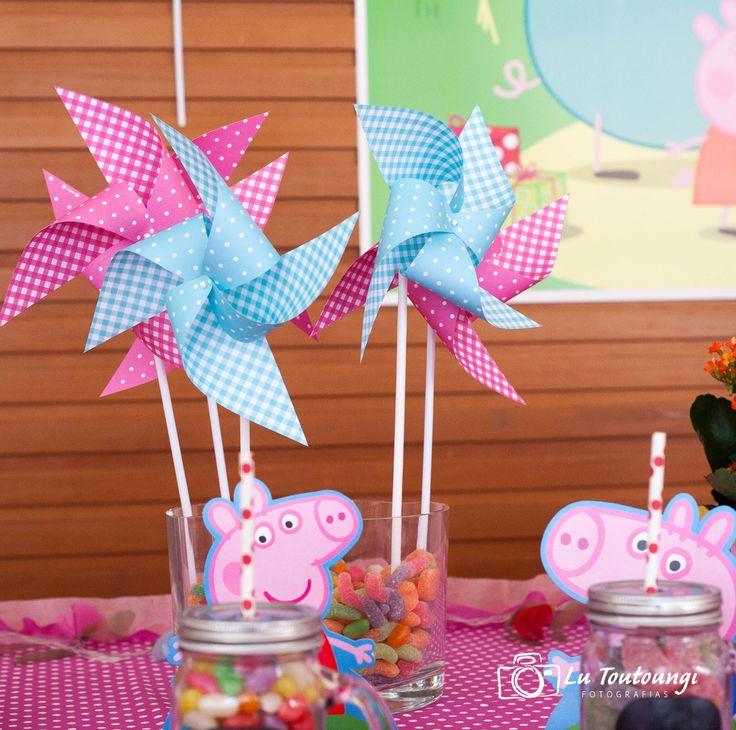 Festa da Peppa Pig - Mundo Ovo