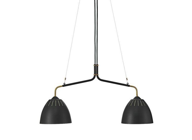 LEAN Pendant lamp by Örsjö Belysning design Jenny Bäck
