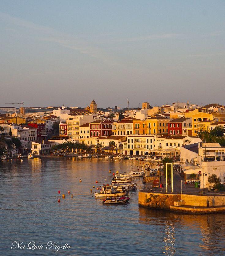 Mahon, Menorca, Spain