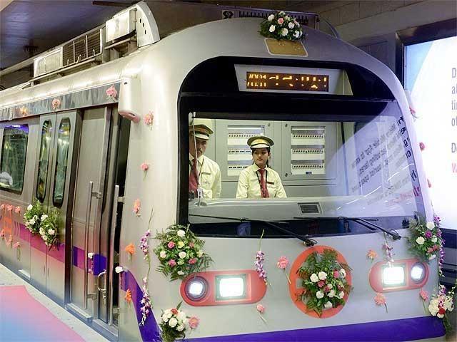 Slideshow : Delhi Metro: Mandi House-Central Secretariat line opens - Delhi Metro: Mandi House-Central Secretariat line opens - The Economic Times