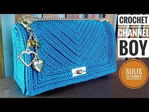 Crochet || preview of crochet channel boy - YouTube