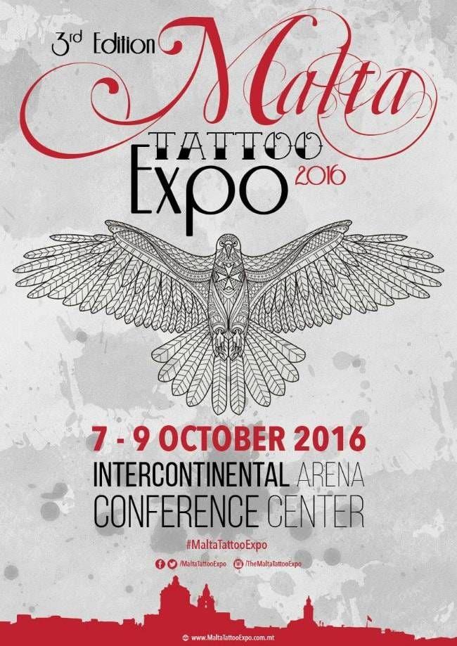 3rd Malta Tattoo Expo | Tattoo Filter