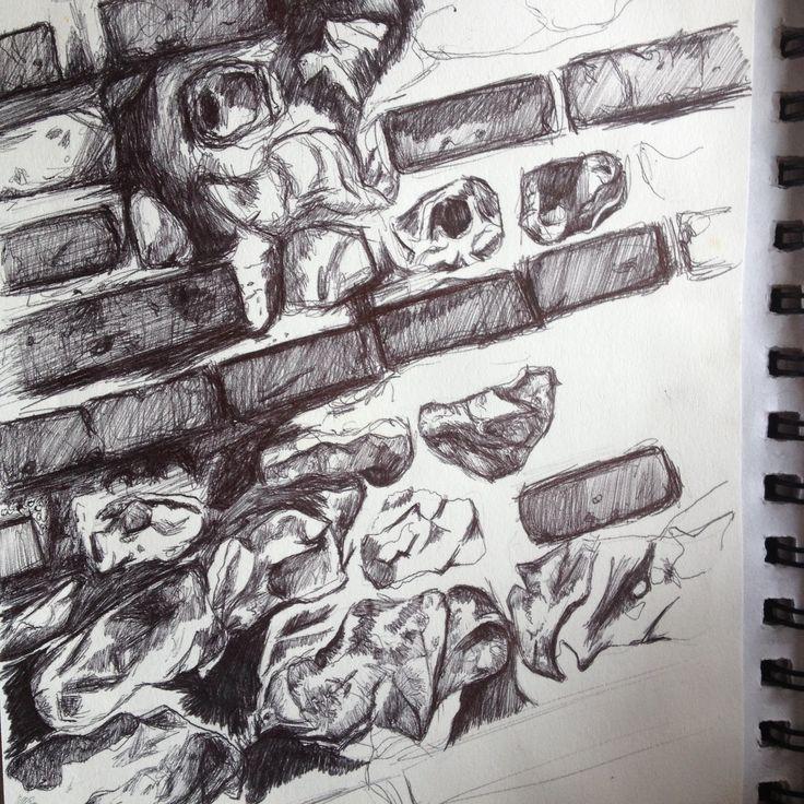 Tonal drawing 1)