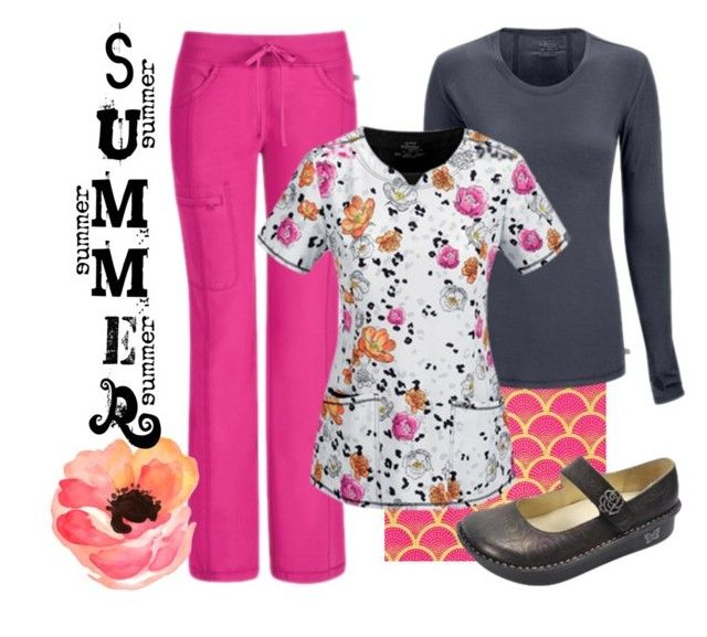 Summer never looked so good! | Alegria Cherokee Store #scrubs #uniforms