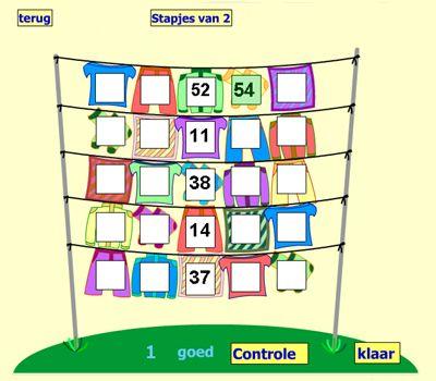 RekenWeb spelletjes! ook te gebruiken voor digibord (nl)