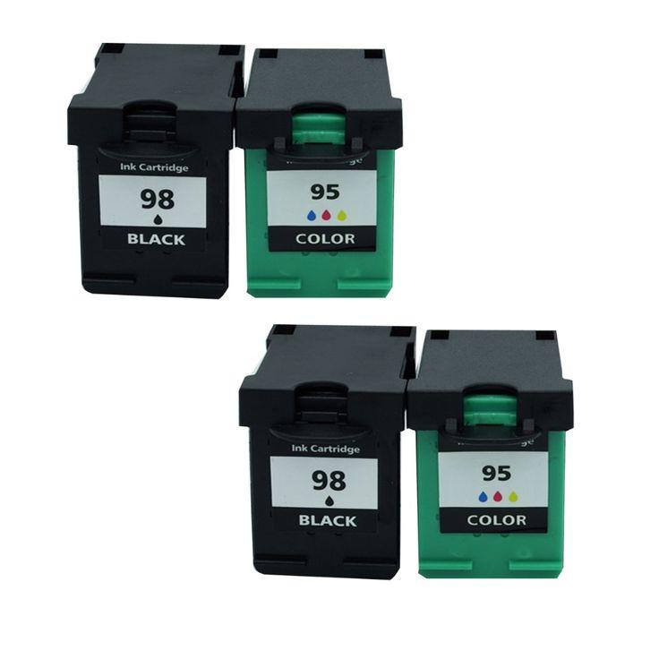 $28.49 (Buy here: https://alitems.com/g/1e8d114494ebda23ff8b16525dc3e8/?i=5&ulp=https%3A%2F%2Fwww.aliexpress.com%2Fitem%2F4-pk-Ink-Cartridge-For-Officejet-100-Printer-For-HP-98-95-hp98-hp95%2F32555114762.html ) 4 pk Ink Cartridge For Officejet 100 Printer For HP 98 95  hp98 hp95 for just $28.49