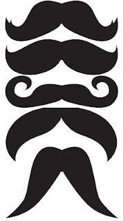 Plantilla con moustache.