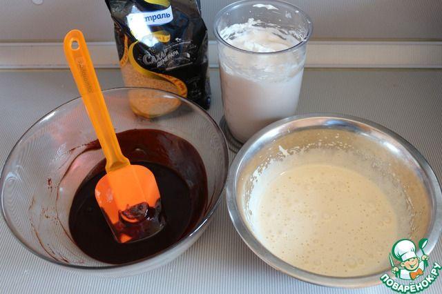 """Пирожные """"Шоколадно-малиновое удовольствие"""" ингредиенты"""