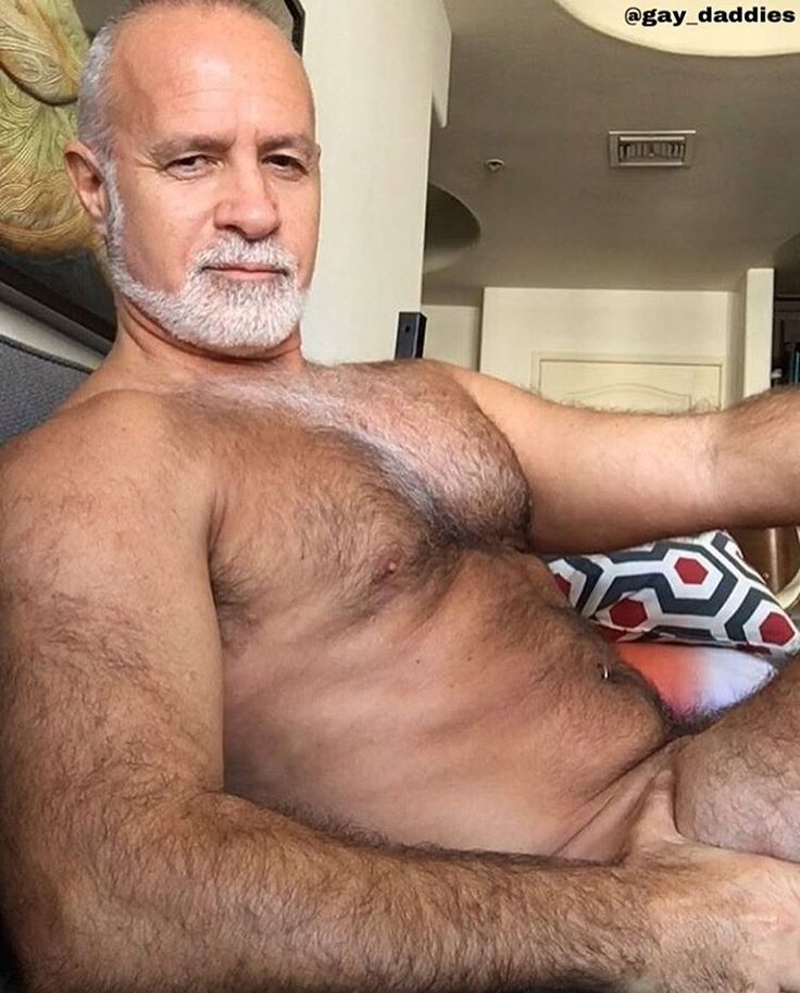 Gay Mature Daddy Bear