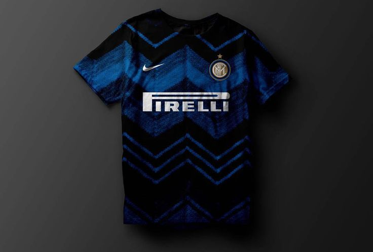 Inter Milan Concept Kits by Mbroidered | 3