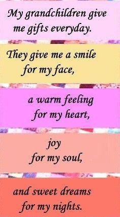 So true!!!   Grandchildren   Pinterest   Grandchildren, I Love You All and So True