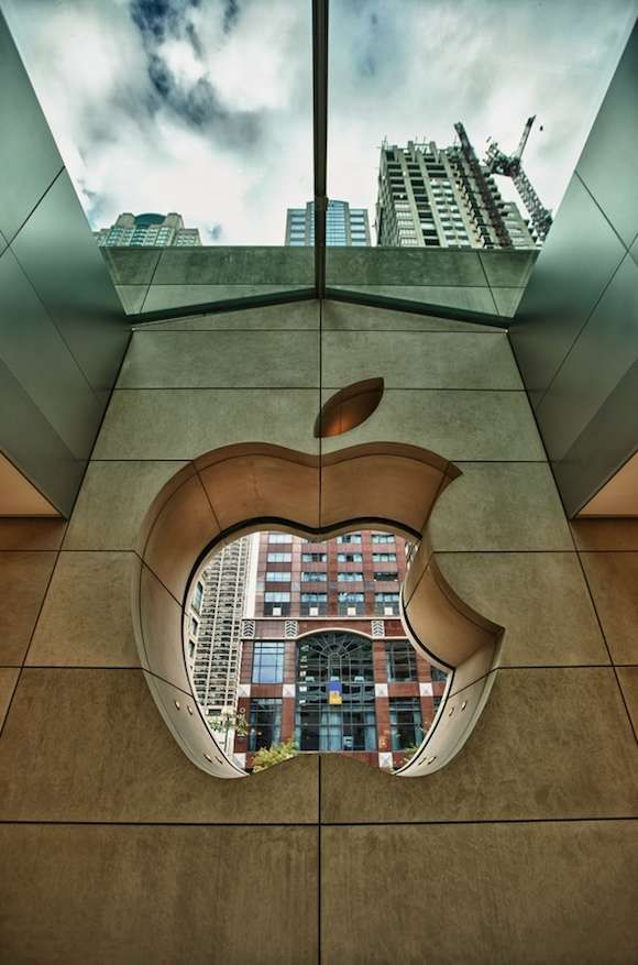 Apple Store Michigan Ave.