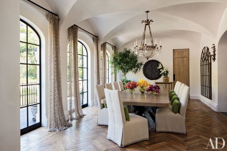 The Most Inspiring Home Design Projects Following The Latest Trends. |  Http://. Dining Room DesignDining AreaRoom ...