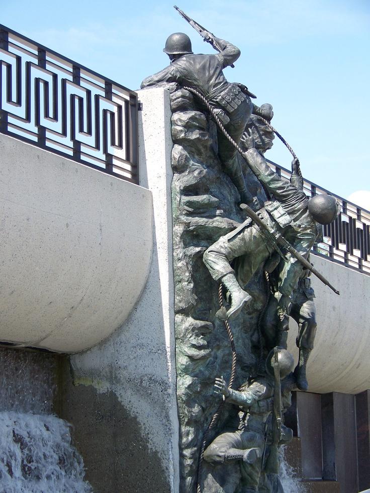 d-day memorial dedication