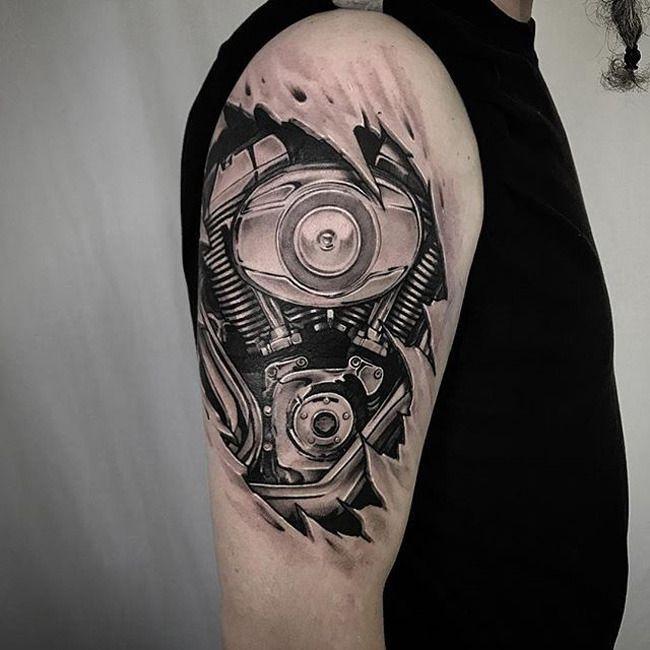 Männer 3d tattoos arm Best Vagina