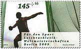 DPAG 2009 Sport Leichtathletik WM 2009 Diskuswerfen.jpg
