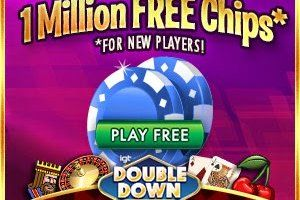 Doubledown casino promo code shares with american