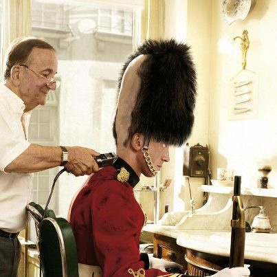 british barber shop: Funny Pics, Funny Pictures, New Haircuts, Funny Commercial, London Style, Funny Stuff, Summertime, Prints Ads, Summer Time