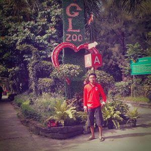 Berlibur ke Kebun Binatang Gembira Loka Yogyakarta