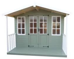 Image result for painted garden sheds uk before and after