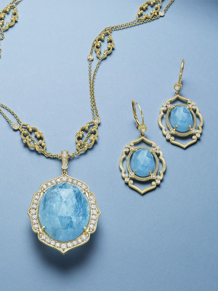New Aquamarine Collection