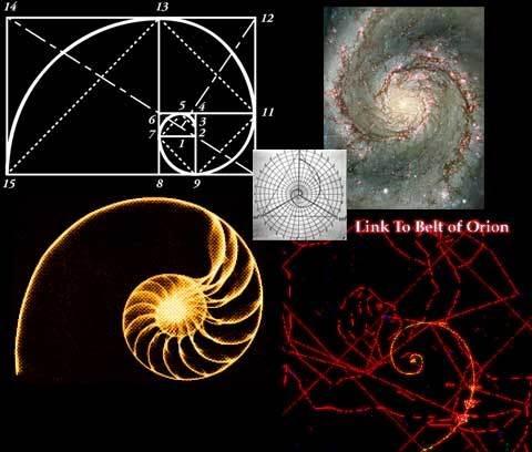 PHI: The Divine Ratio {call it what you will...it's still Fibonacci}
