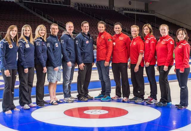 Team, mixed doubles, singles showdowns set at WFG Continental Cup