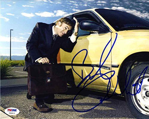 Bob Odenkirk Better Call Saul Signed 8x10 Photo Certified Authentic PSA/DNA @ niftywarehouse.com #NiftyWarehouse #BreakingBad #AMC #Show #TV #Shows #Gifts #Merchandise #WalterWhite